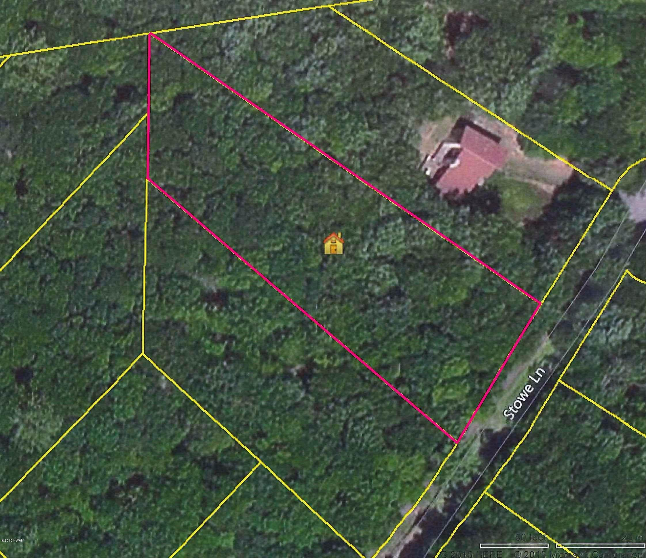 Land for Sale at 661 Stowe Ln Tafton, Pennsylvania 18464 United States