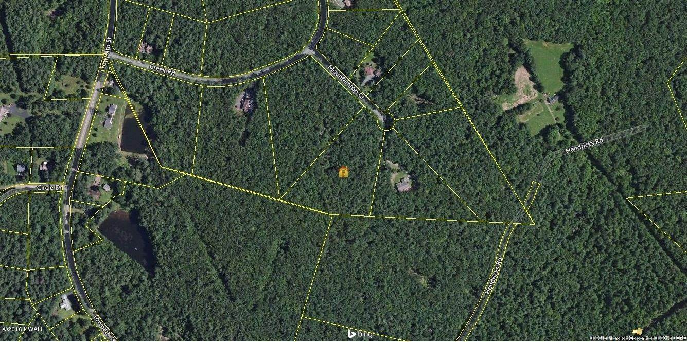 Land for Sale at 403 Mountain Top Court Hawley, Pennsylvania 18428 United States