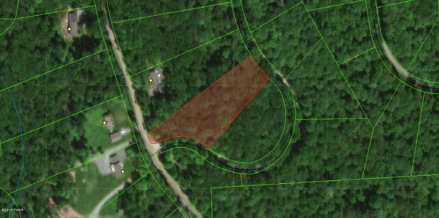 Land for Sale at 2304 Rocky Mountain Drive Greentown, Pennsylvania 18426 United States