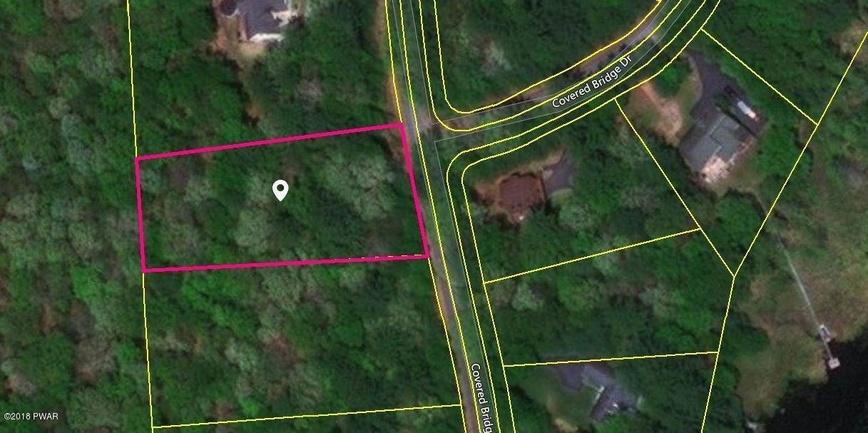 Land for Sale at Lot-25 Covered Bridge Dr Hawley, Pennsylvania 18428 United States