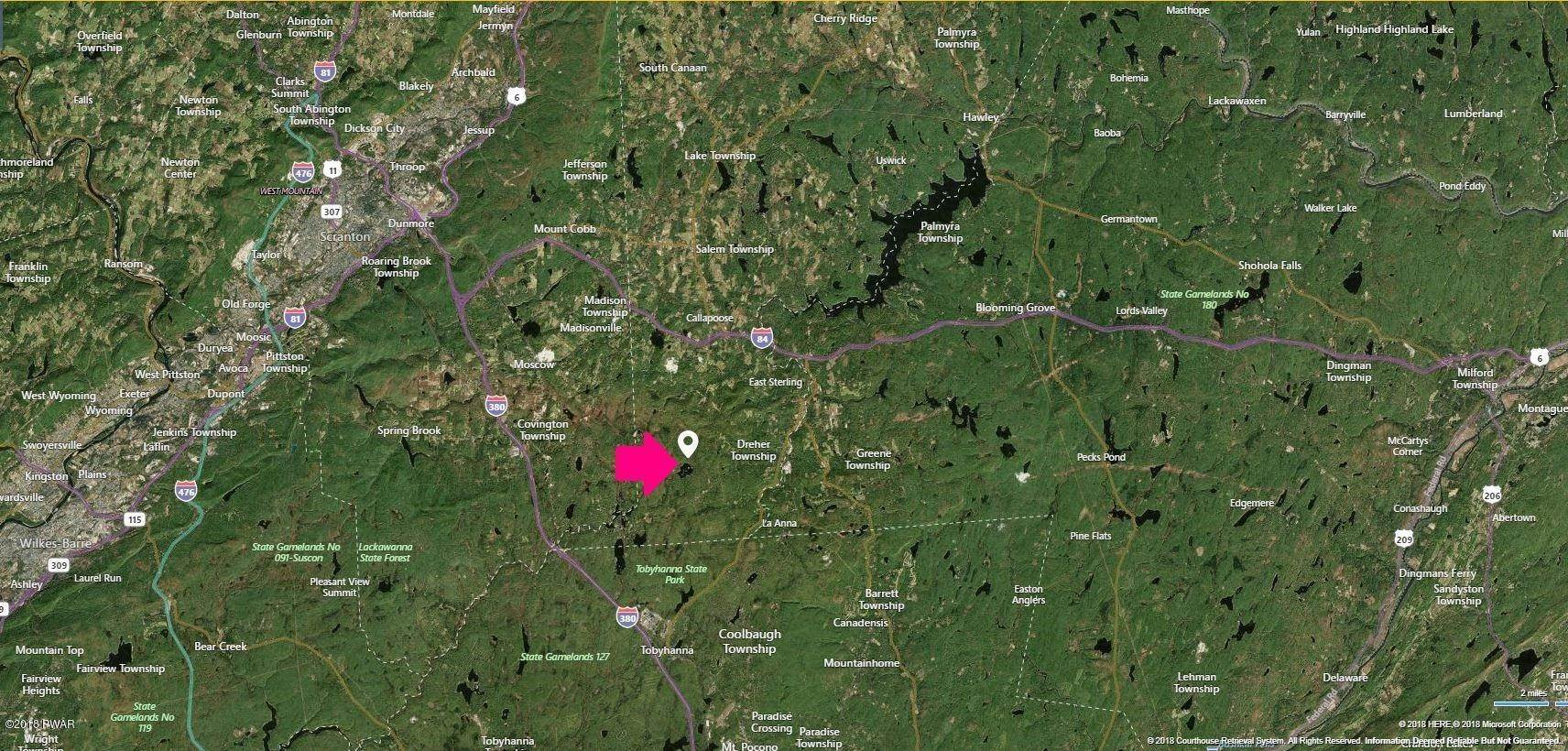 3. Land for Sale at Middle Ridge Dr Newfoundland, Pennsylvania 18445 United States