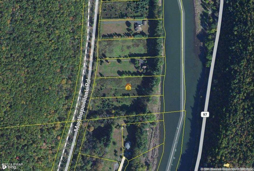 Land for Sale at Masthope Plank Rd Lackawaxen, Pennsylvania 18337 United States