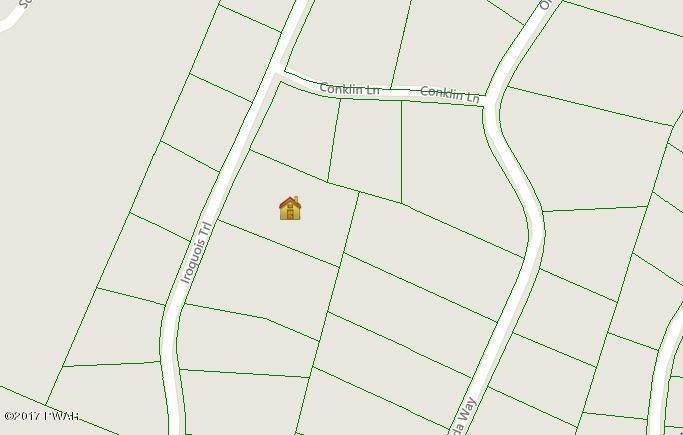 Land for Sale at Lot 5320 Iroquois Trl Milford, Pennsylvania 18337 United States