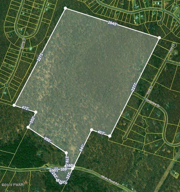 Land for Sale at Minks Pond Road Rd Bushkill, Pennsylvania 18324 United States