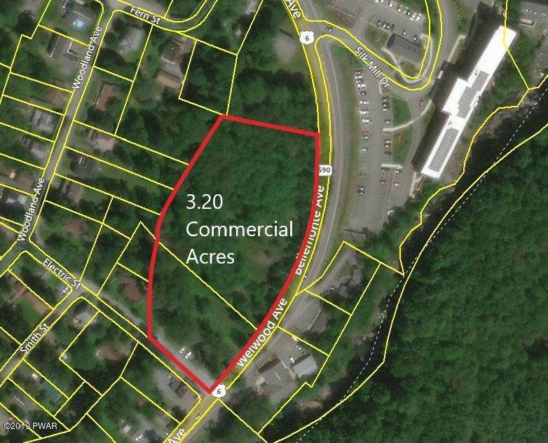 Property for Sale at Electric Street And Wellwood Ave Hawley, Pennsylvania 18428 United States