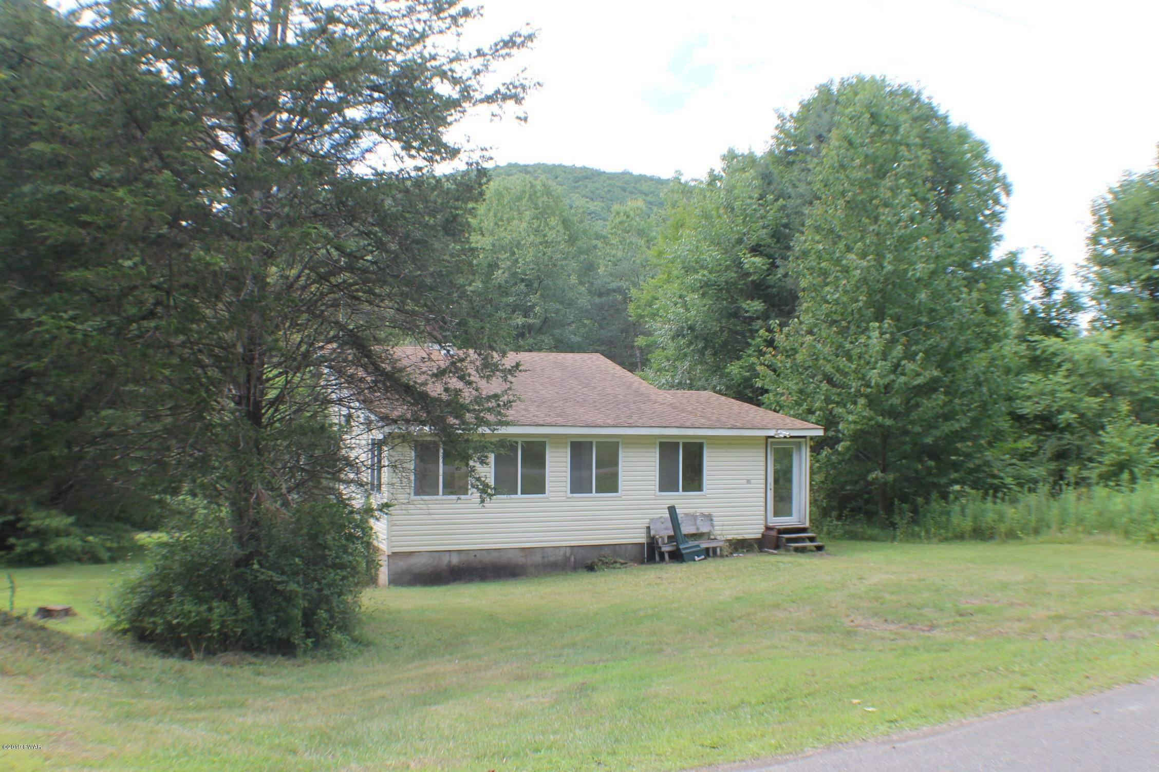Single Family Homes for Sale at 655 Peas Eddy Rd Hancock, New York 13783 United States