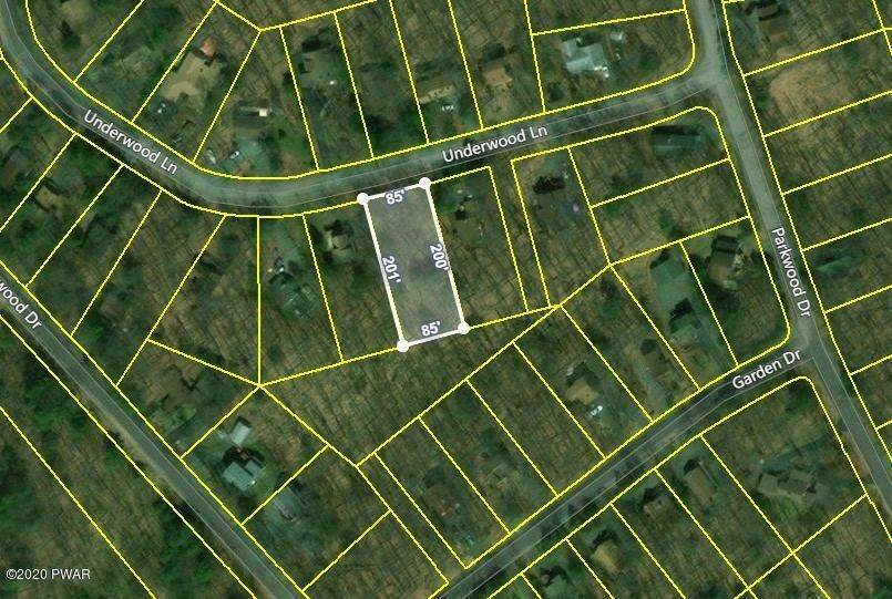 Land for Sale at 17 Underwood Ln Lake Ariel, Pennsylvania 18436 United States