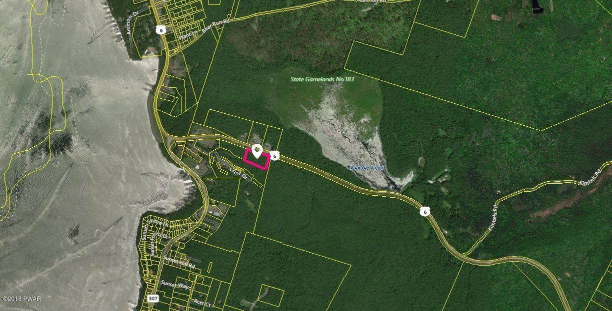 2. Land for Sale at Us Route 6 Hawley, Pennsylvania 18428 United States