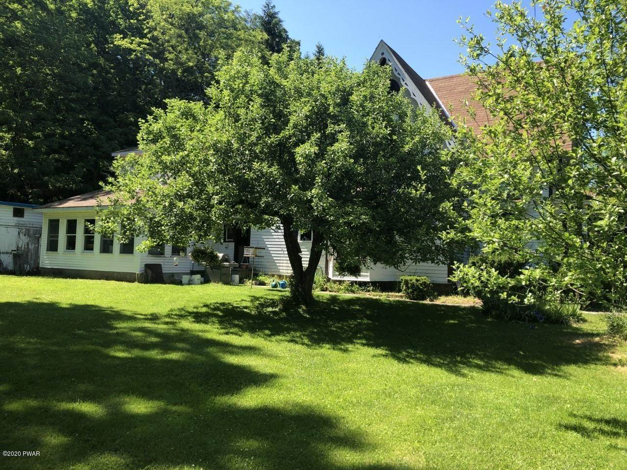 5. Single Family Homes for Sale at 4337 Hancock Highway Hwy Equinunk, Pennsylvania 18417 United States