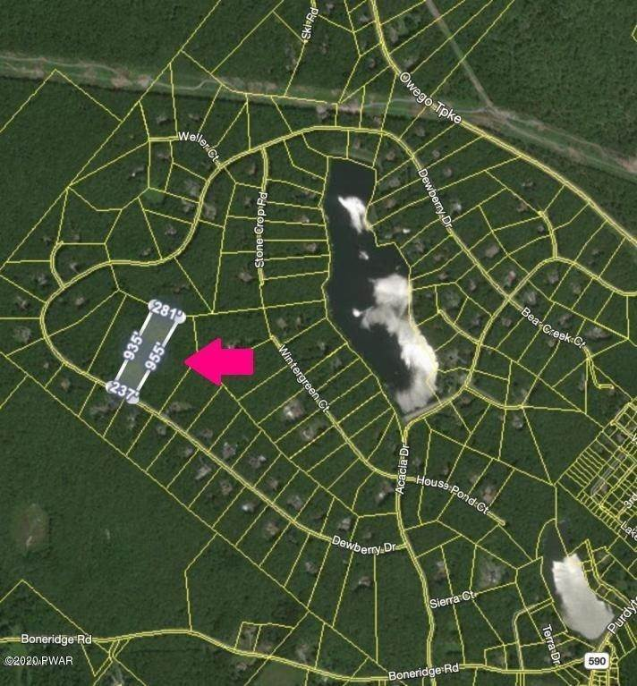 2. Land for Sale at 1134 Dewberry Dr Hawley, Pennsylvania 18428 United States