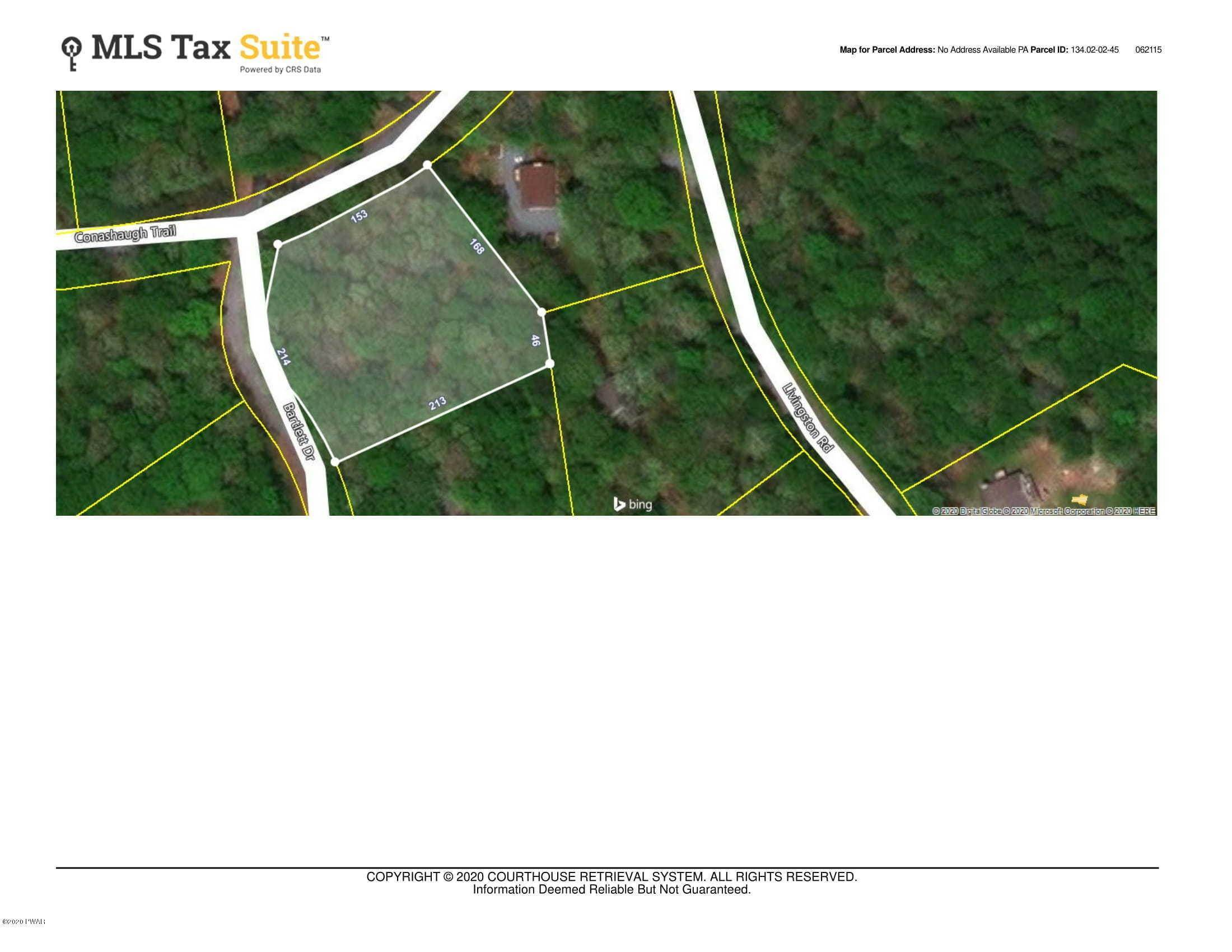 Land for Sale at Lot 4112 Bartlett Dr Milford, Pennsylvania 18337 United States