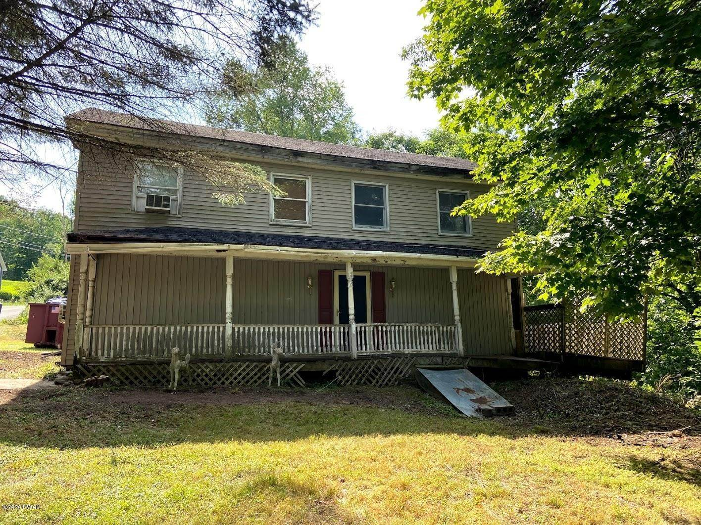 Single Family Homes for Sale at 1453 Calkins Rd Milanville, Pennsylvania 18443 United States