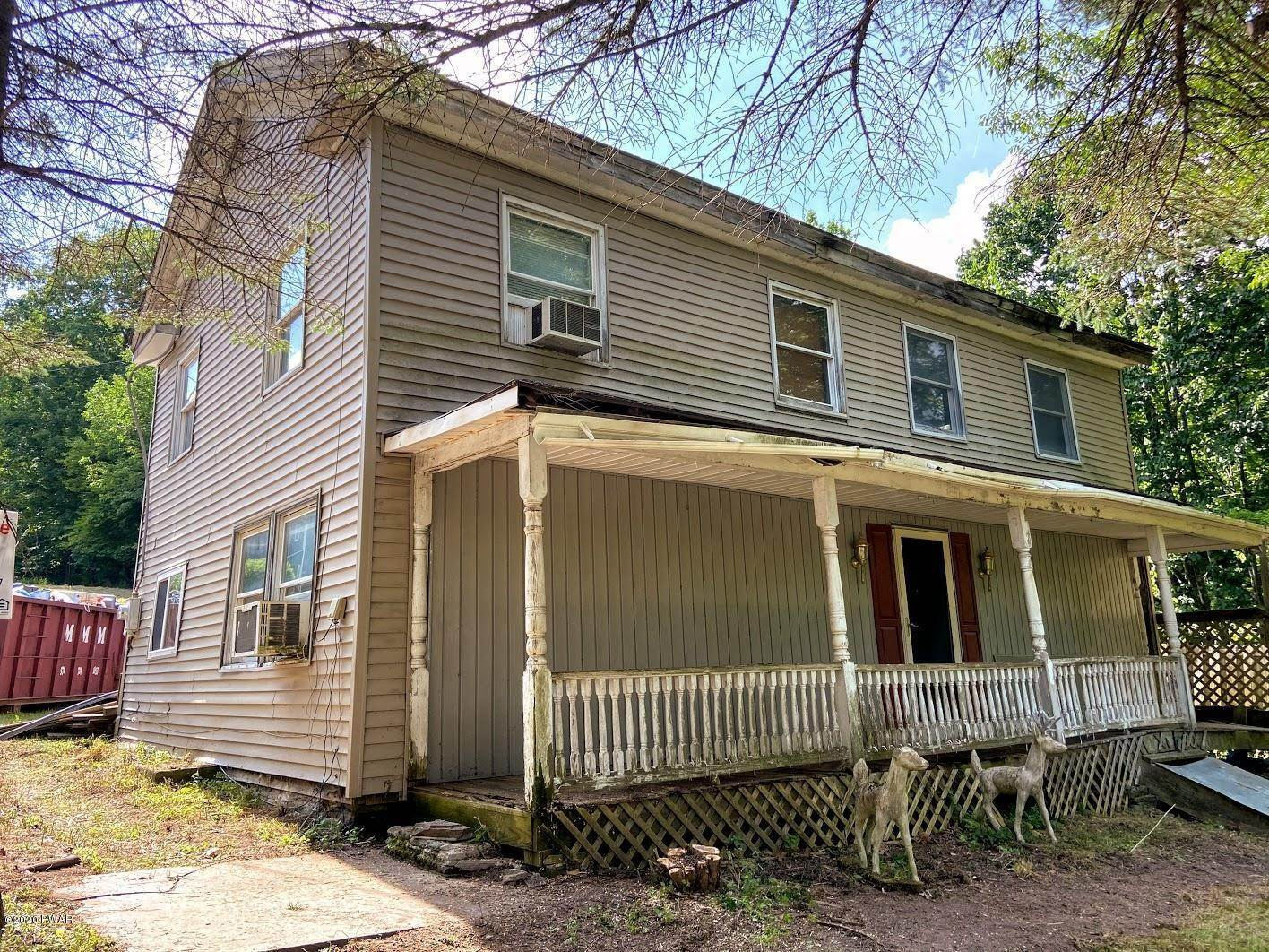 3. Single Family Homes for Sale at 1453 Calkins Rd Milanville, Pennsylvania 18443 United States