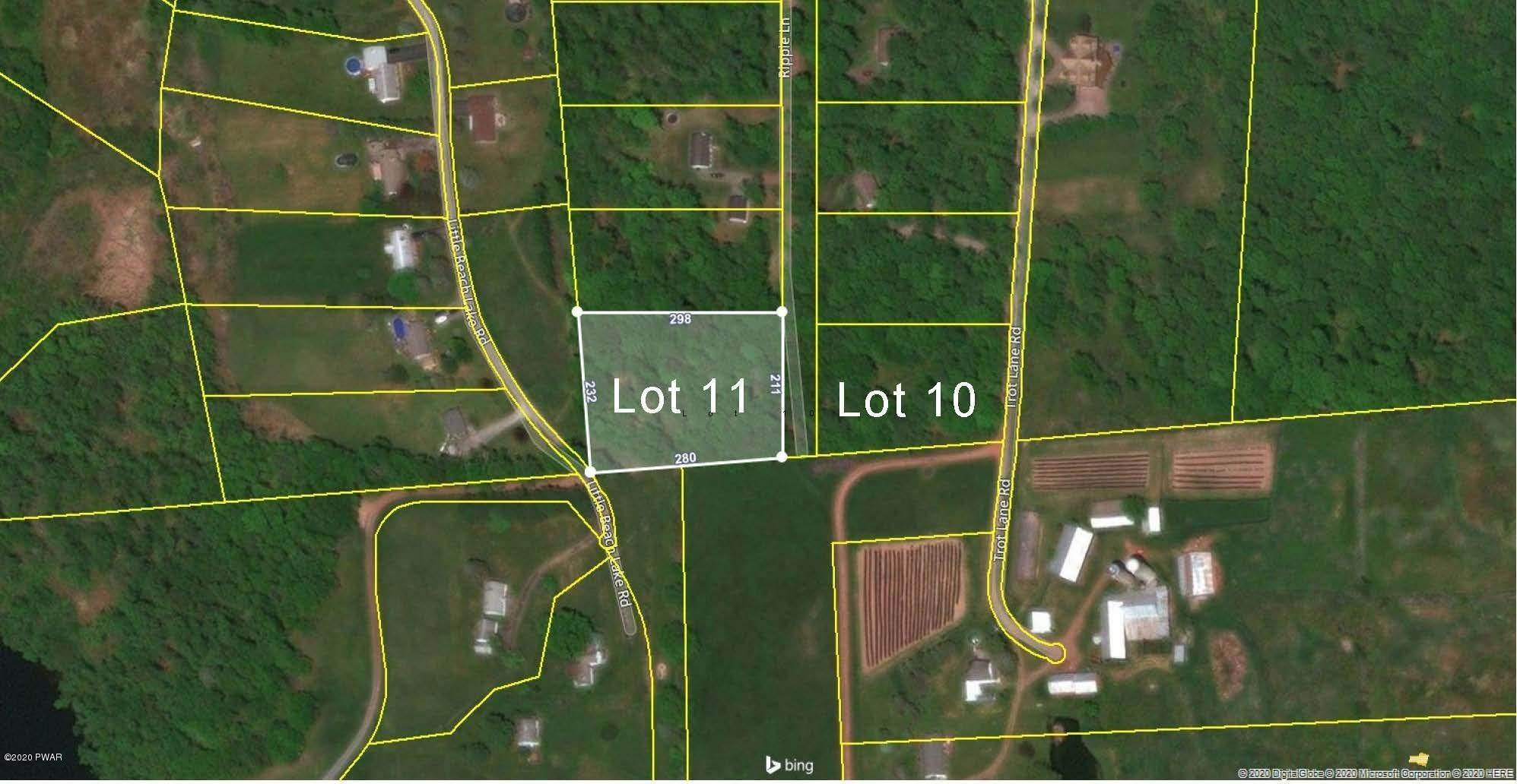 9. Land for Sale at Lot 11 Ripple Ln Beach Lake, Pennsylvania 18405 United States