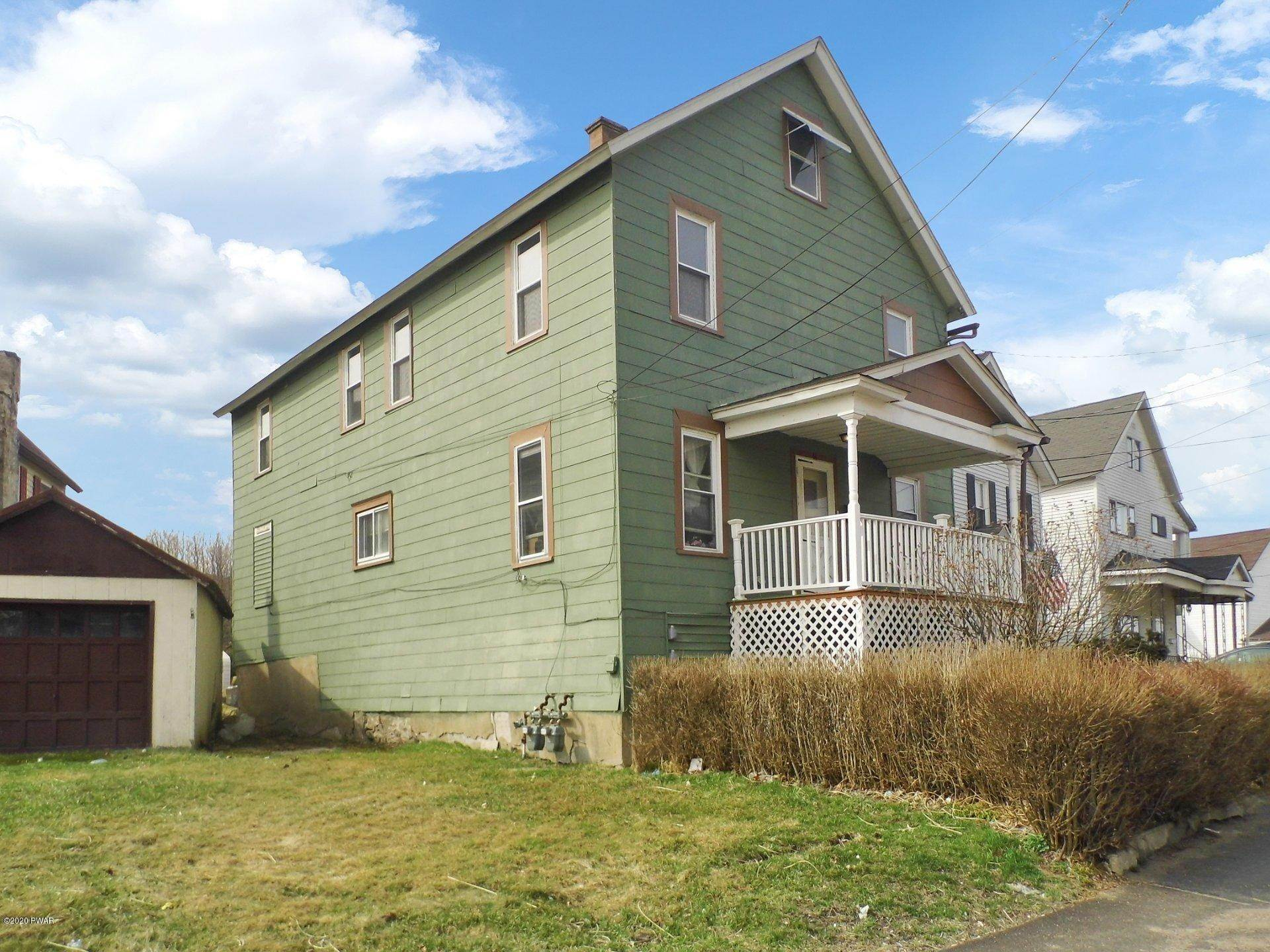 Multi-Family Homes for Sale at 16 Hospital St Carbondale, Pennsylvania 18407 United States