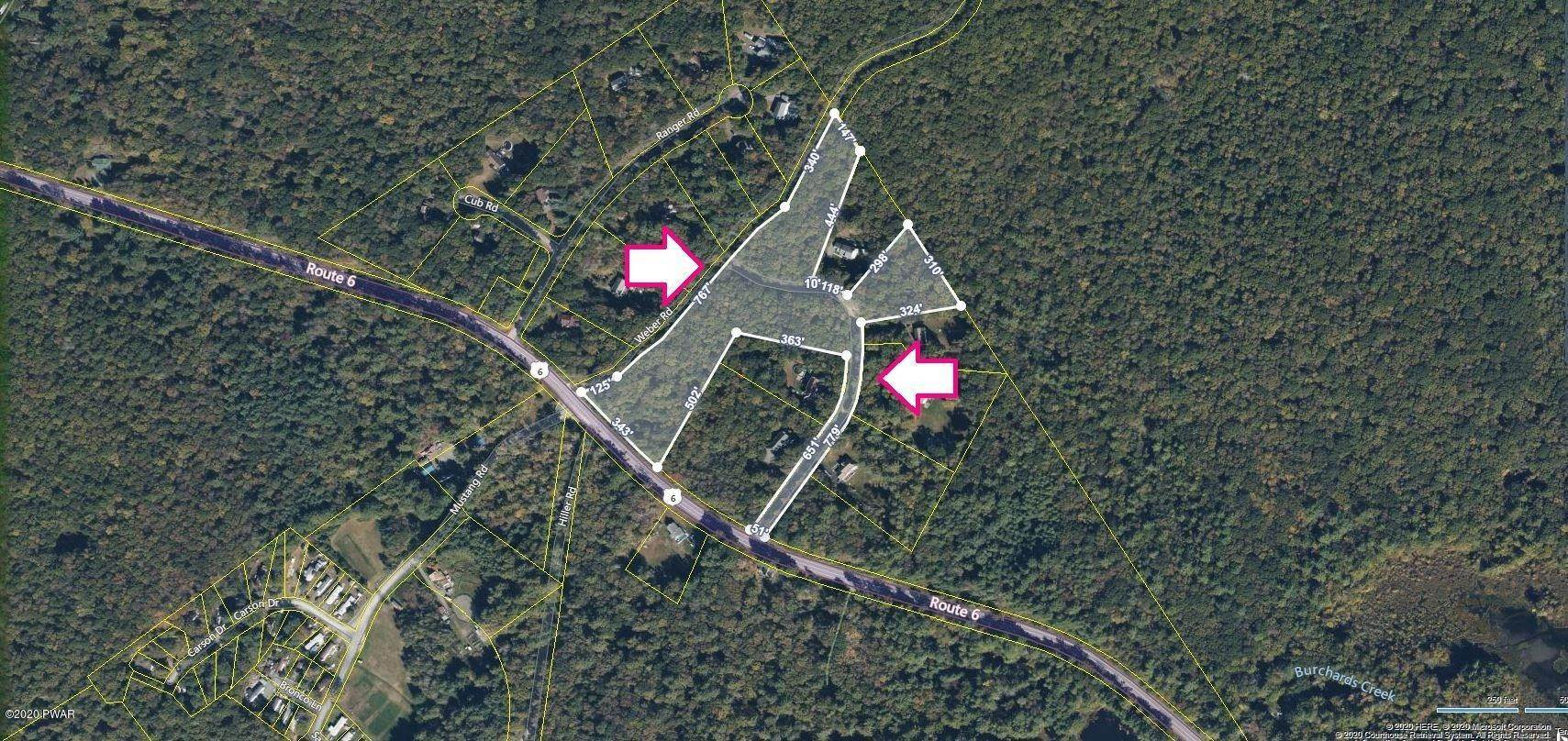 6. Land for Sale at Fox Trail Rd. Rd Greeley, Pennsylvania 18425 United States