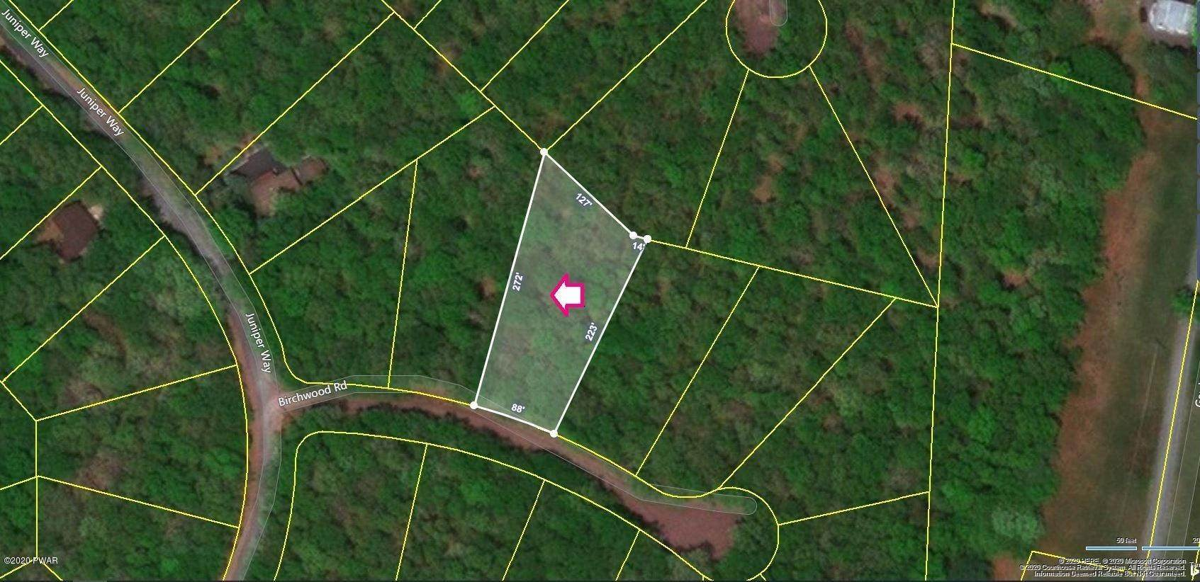 Land for Sale at Lot 100 Birchwood Rd Hawley, Pennsylvania 18428 United States