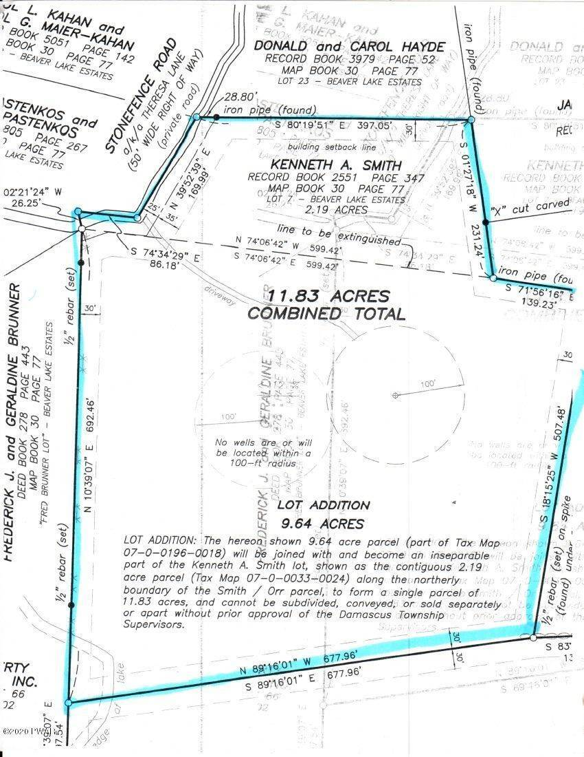 2. Land for Sale at 83 Stonefence Rd Damascus, Pennsylvania 18415 United States