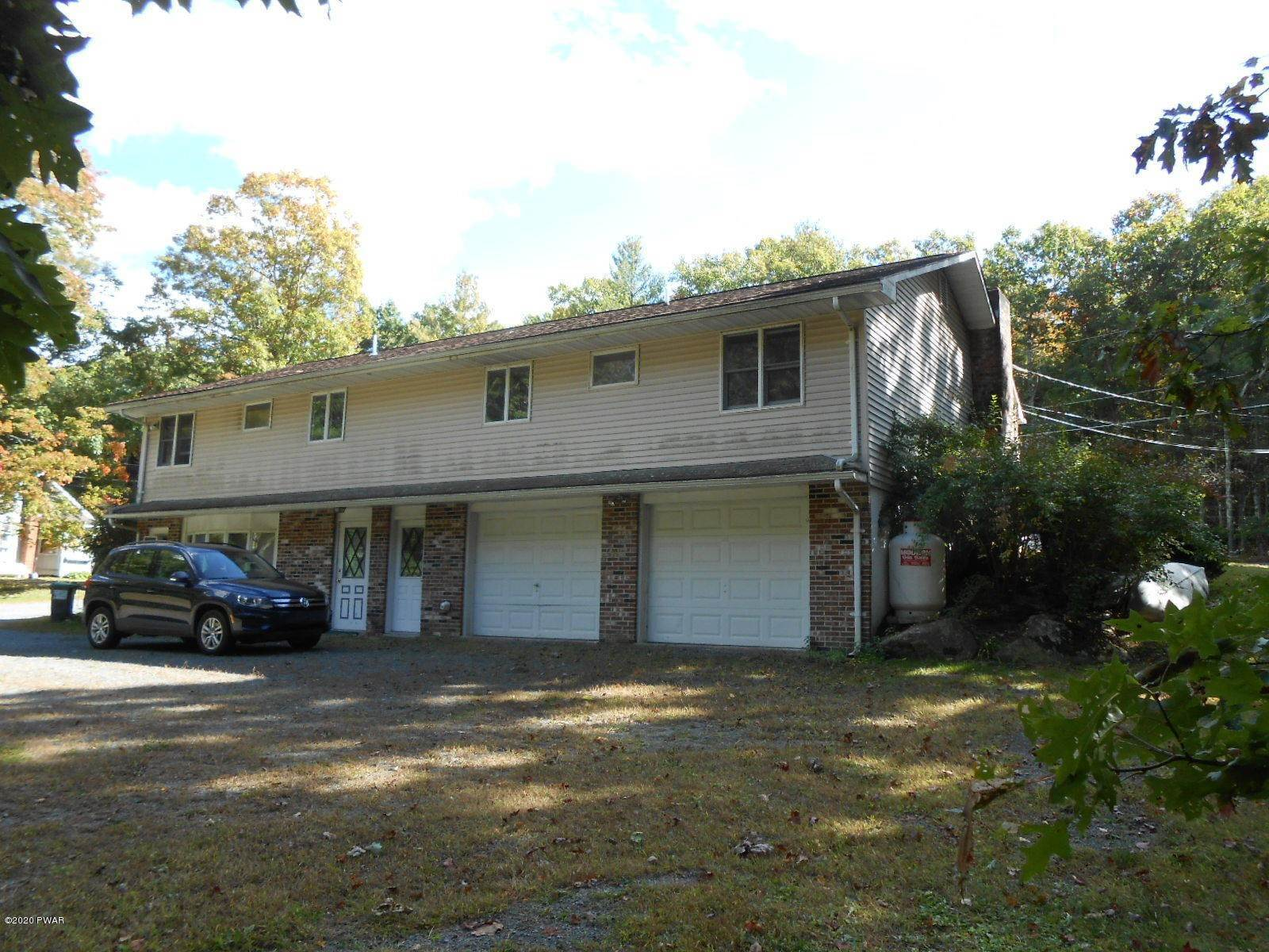 Multi-Family Homes for Sale at 113 & 117 Pine Forest Rd Greeley, Pennsylvania 18425 United States