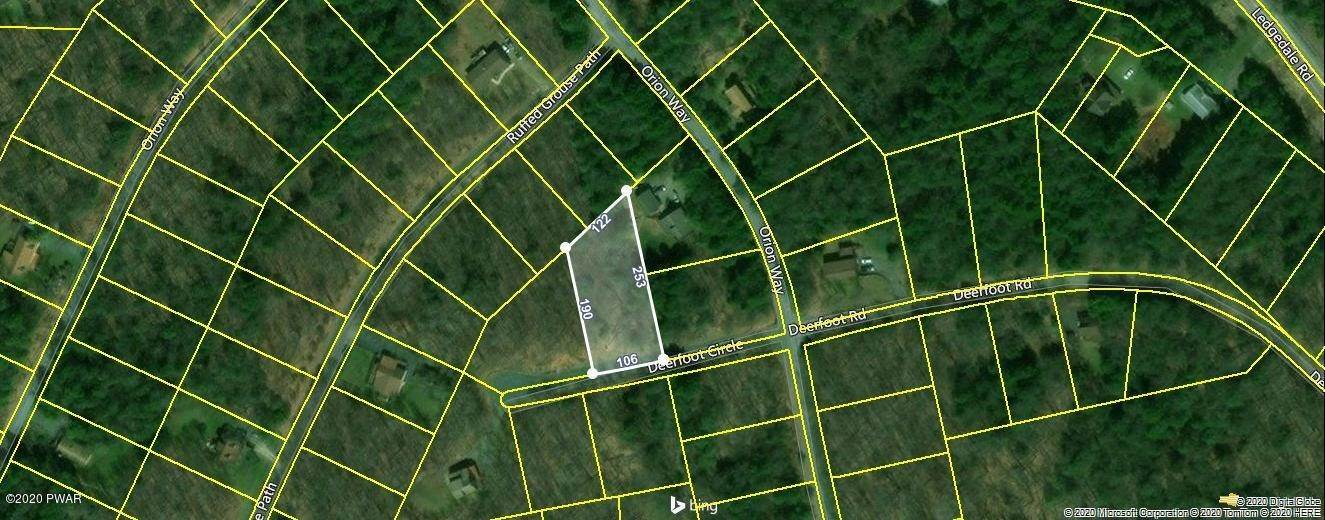 2. Land for Sale at Lot #413 Deerfoot Circle Lake Ariel, Pennsylvania 18436 United States