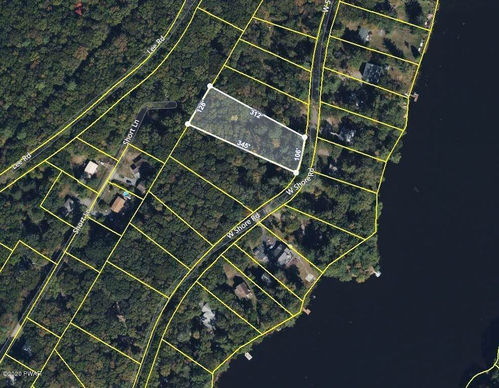 Land for Sale at West Shore Rd Shohola, Pennsylvania 18458 United States