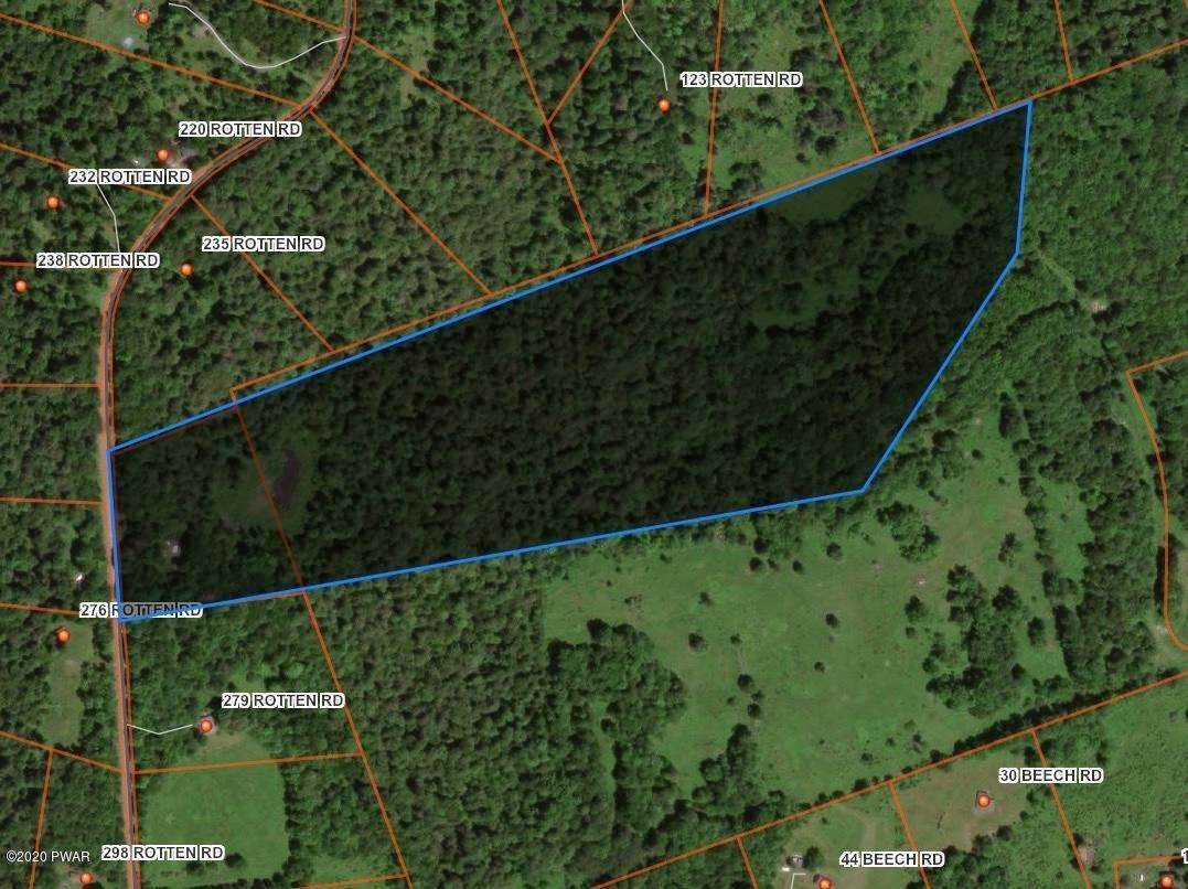 Land for Sale at Rotten Rd Equinunk, Pennsylvania 18417 United States