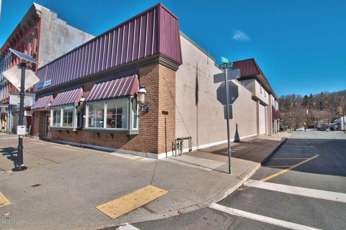 73. Commercial for Sale at 107 8th St Honesdale, Pennsylvania 18431 United States