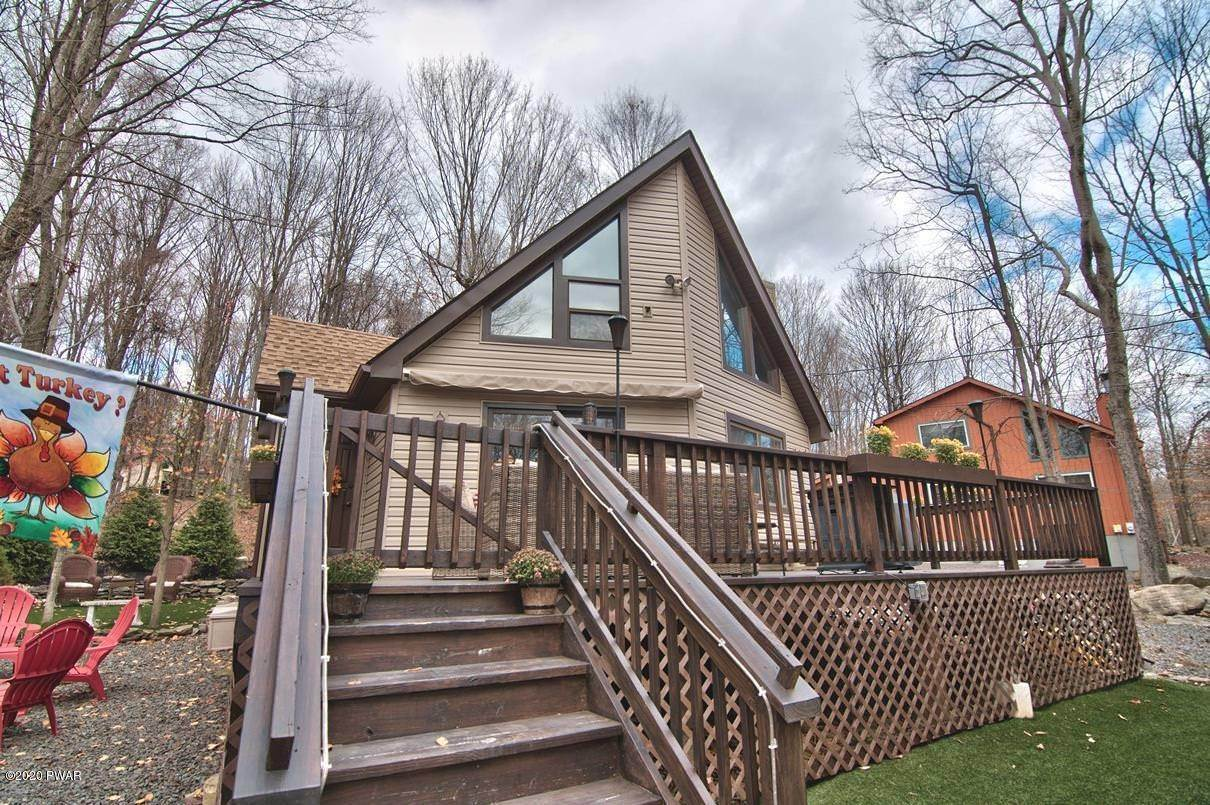 50. Single Family Homes for Sale at 722 Wildwood Ter Lake Ariel, Pennsylvania 18436 United States