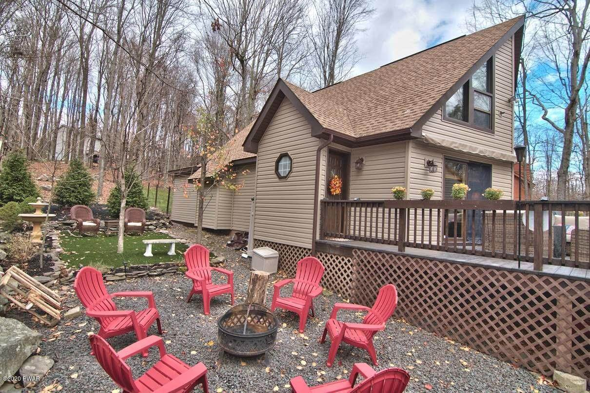 51. Single Family Homes for Sale at 722 Wildwood Ter Lake Ariel, Pennsylvania 18436 United States