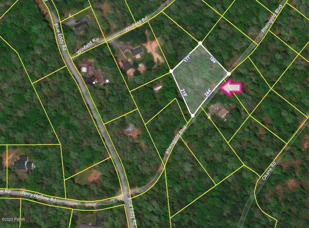 Land for Sale at Lot 6 Rheingold Blvd Hawley, Pennsylvania 18428 United States