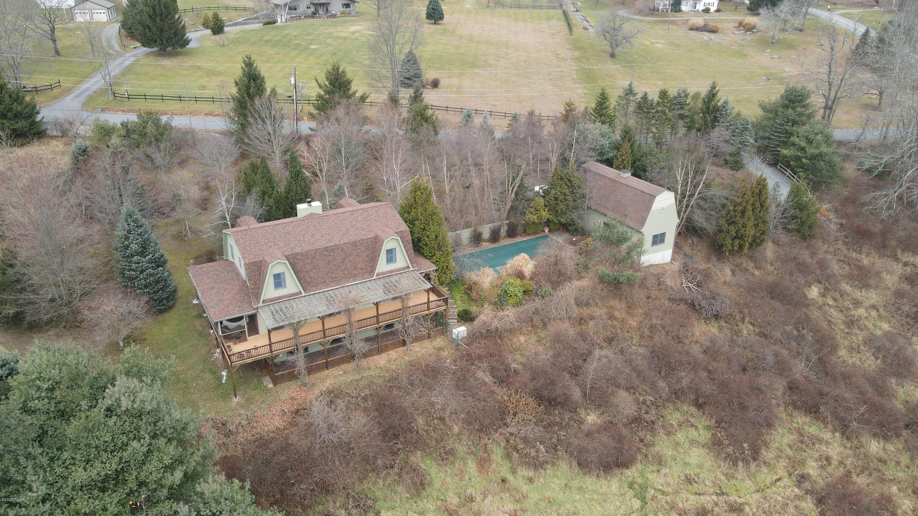 47. Single Family Homes for Sale at 110 German Hill Rd Shohola, Pennsylvania 18458 United States