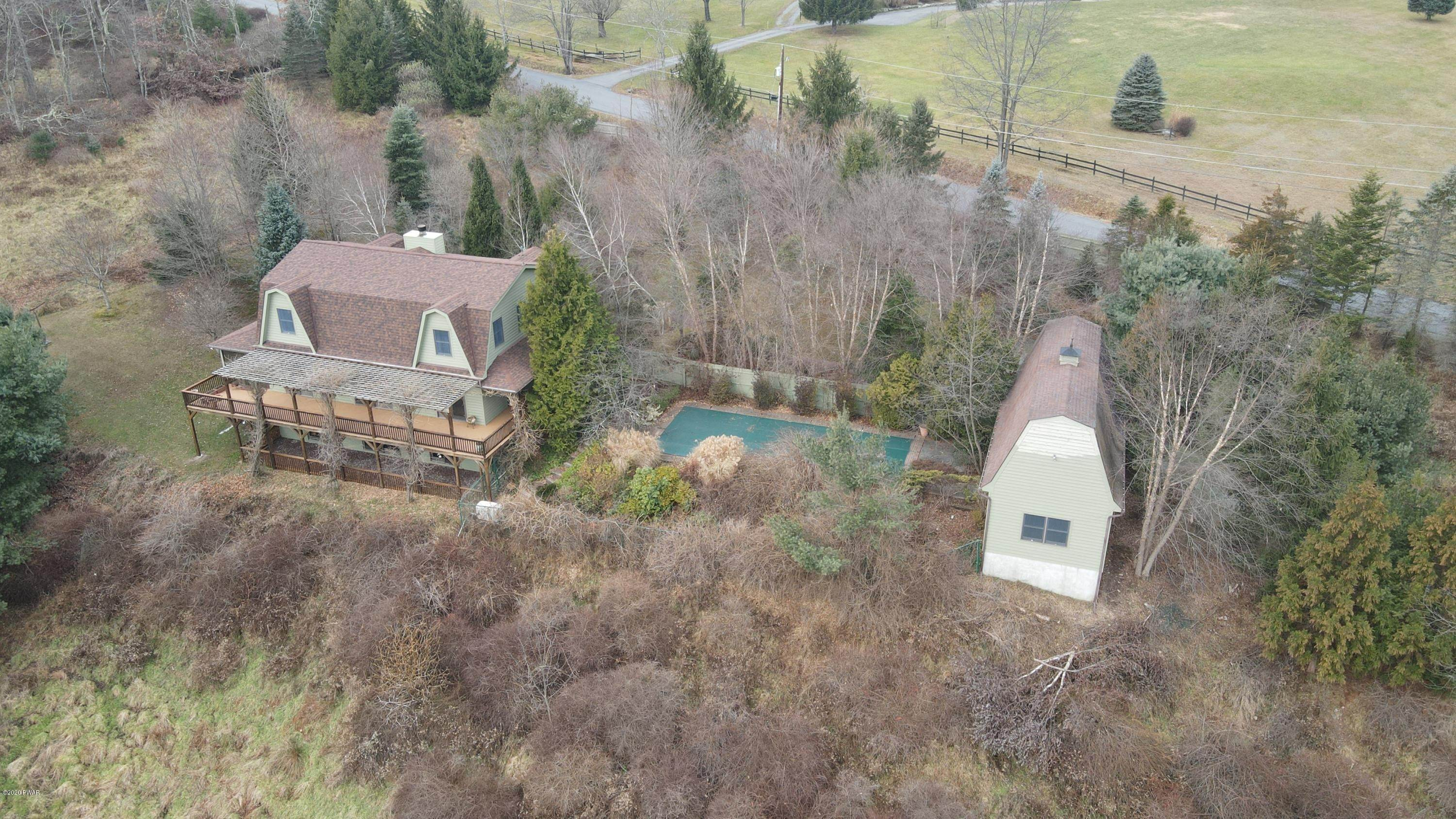 Single Family Homes for Sale at 110 German Hill Rd Shohola, Pennsylvania 18458 United States