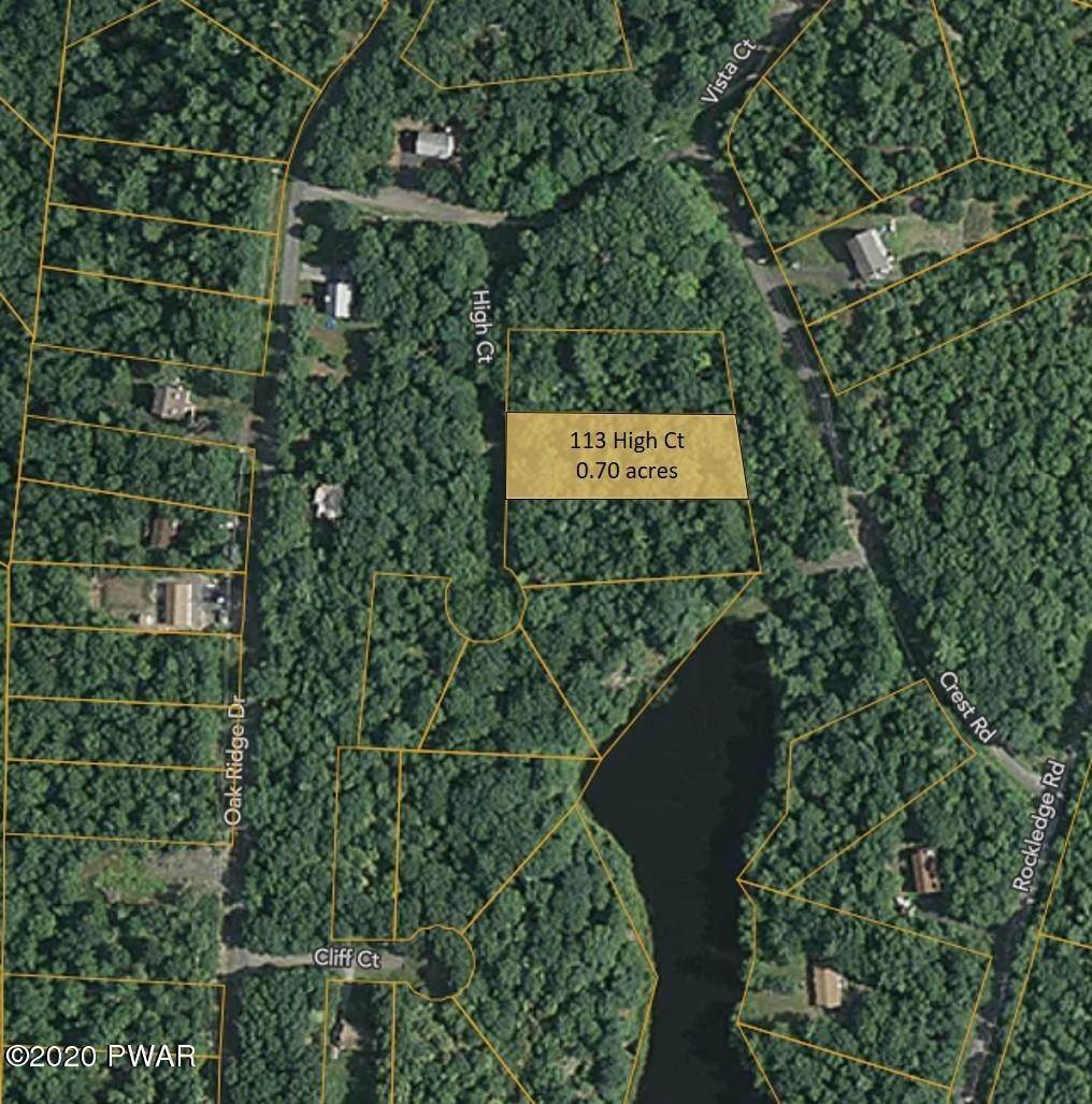 2. Land for Sale at 113 High Ct Dingmans Ferry, Pennsylvania 18328 United States