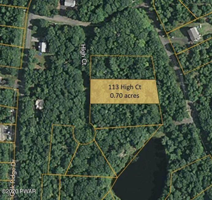 3. Land for Sale at 113 High Ct Dingmans Ferry, Pennsylvania 18328 United States