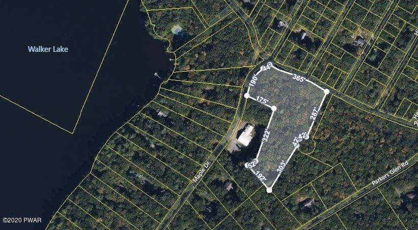 Land for Sale at Maple Dr Shohola, Pennsylvania 18458 United States