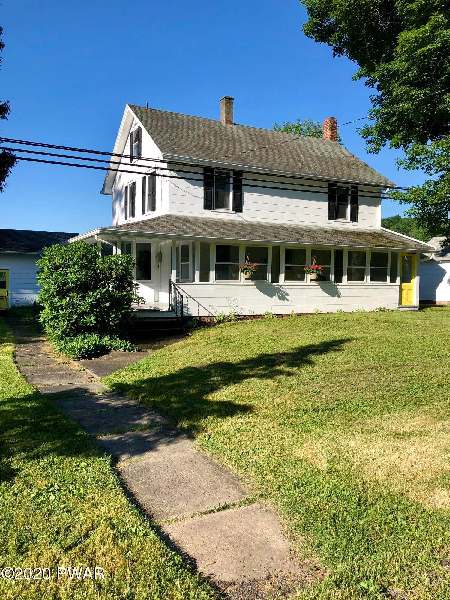 4. Single Family Homes for Sale at 48 Keesler Rd Damascus, Pennsylvania 18415 United States
