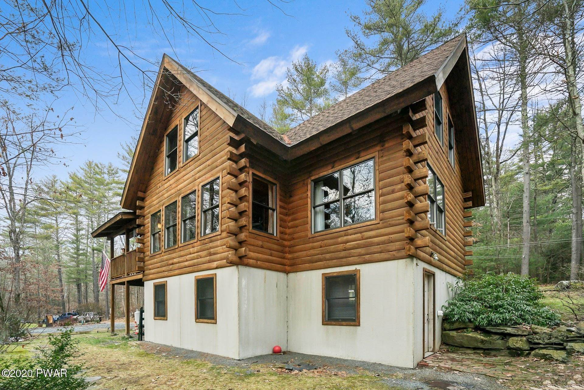 30. Single Family Homes for Sale at 163 Mckean Valley Rd Shohola, Pennsylvania 18458 United States