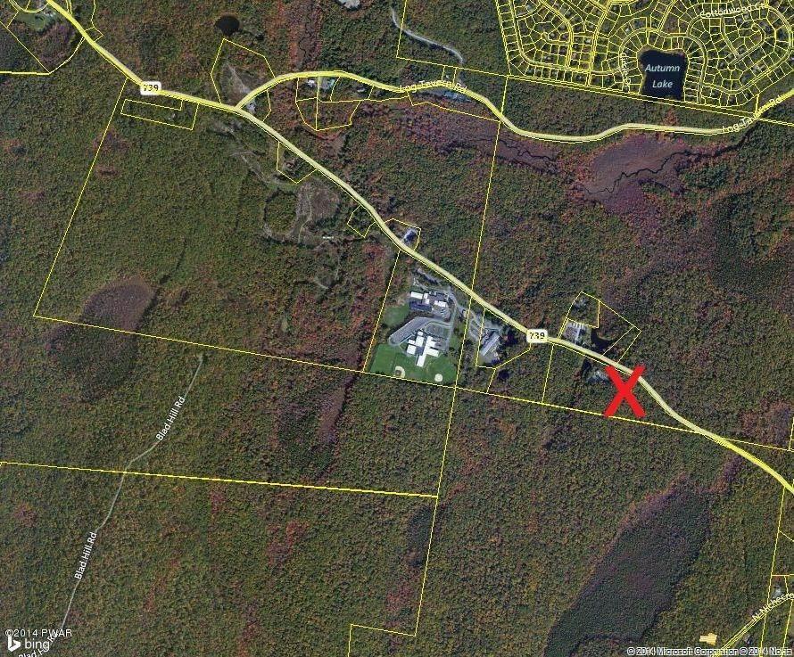 Land for Sale at Route 739 Dingmans Ferry, Pennsylvania 18328 United States
