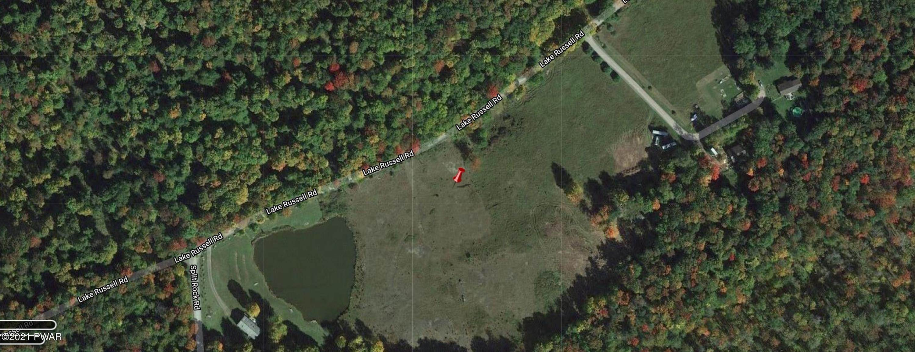 Land for Sale at Lot 3a Lake Russell Rd Newfoundland, Pennsylvania 18445 United States