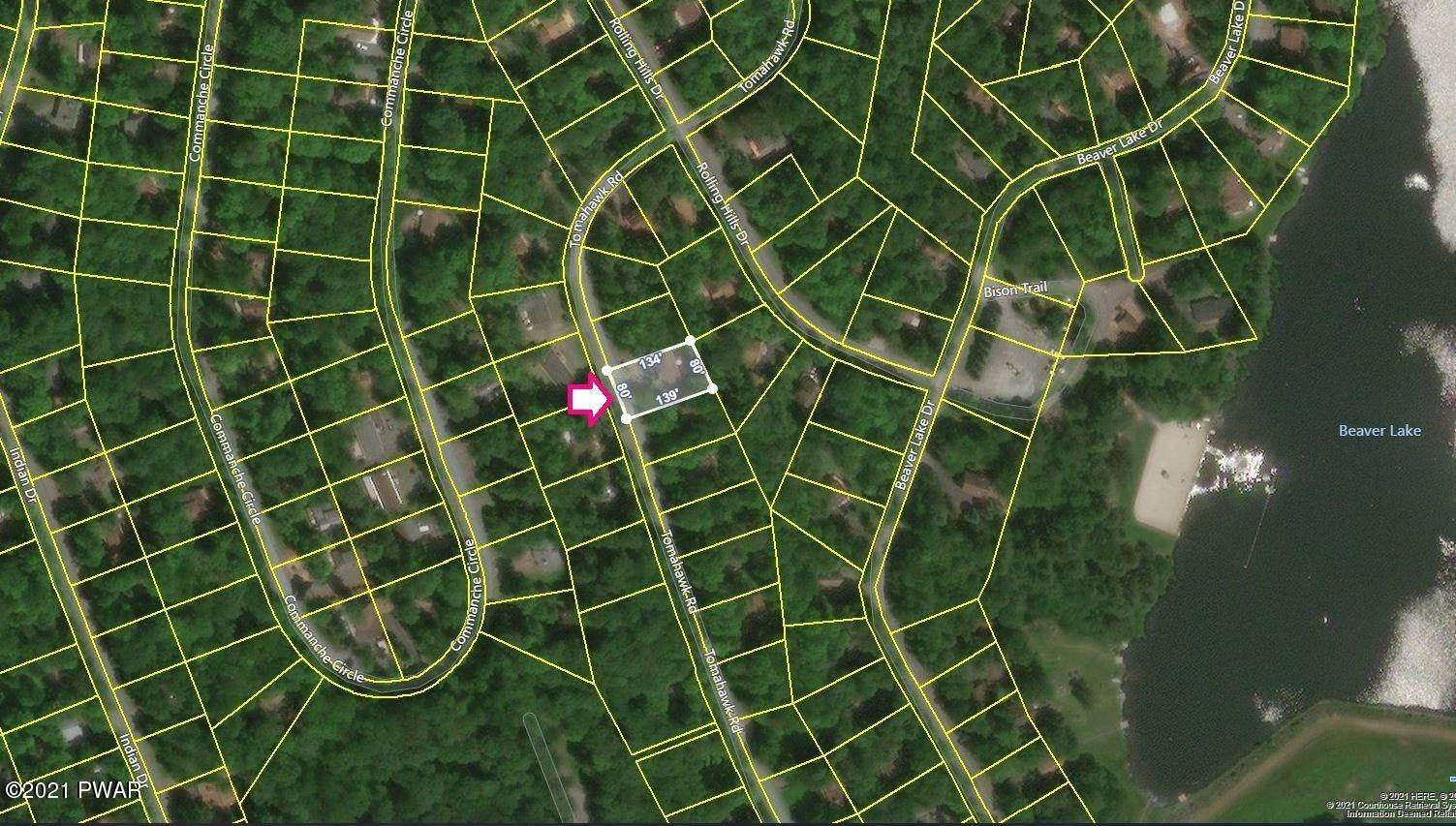 47. Single Family Homes for Sale at 1050 Tomahawk Rd Lake Ariel, Pennsylvania 18436 United States
