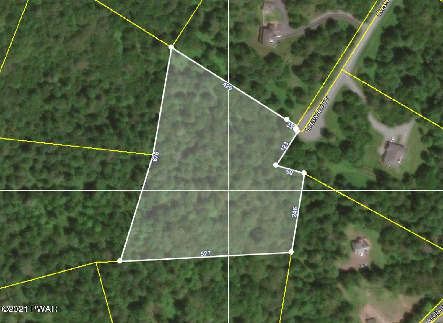 3. Land for Sale at Lot 32 Crestview Dr Equinunk, Pennsylvania 18417 United States