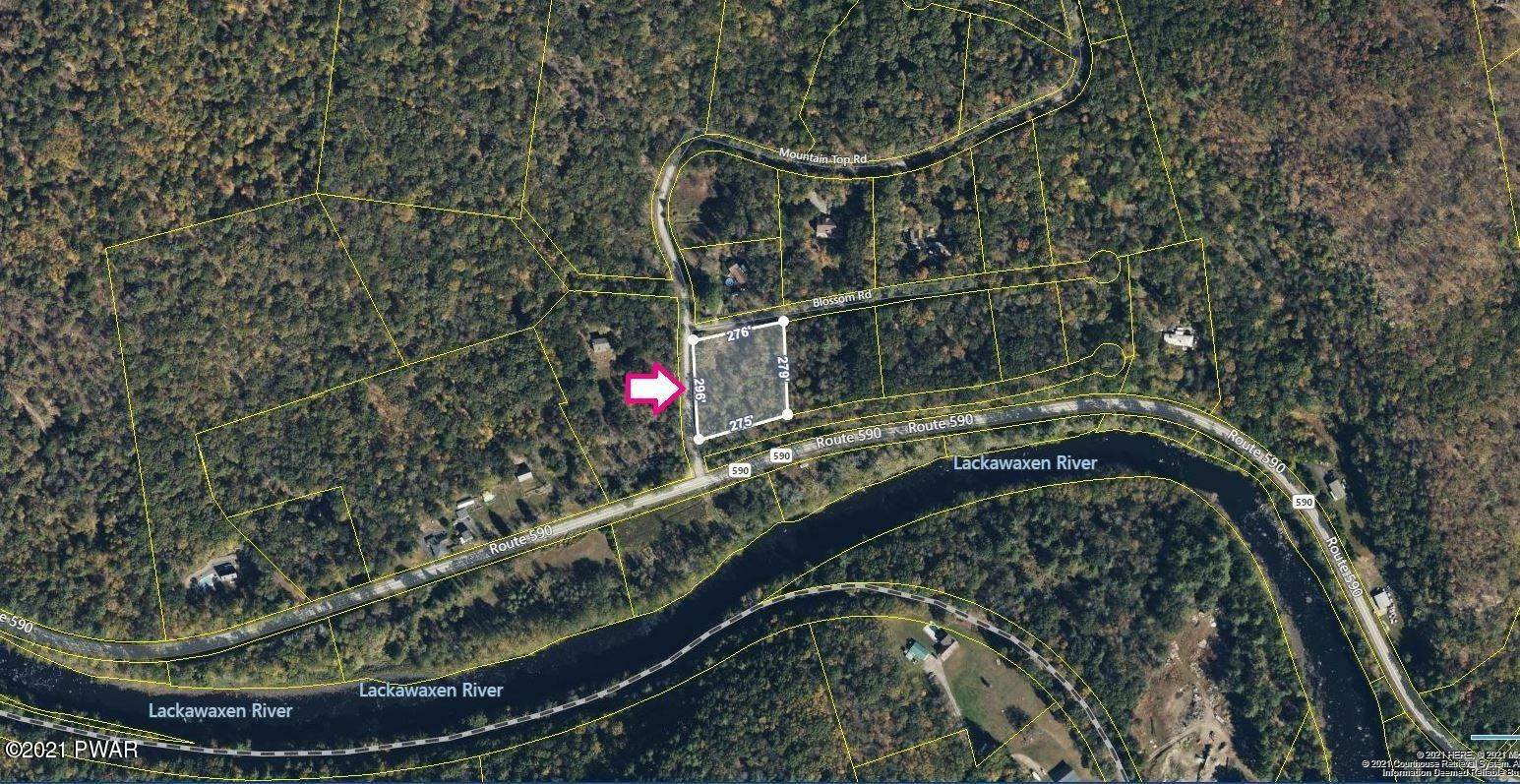 26. Land for Sale at 5 Blossom Rd Lackawaxen, Pennsylvania 18335 United States