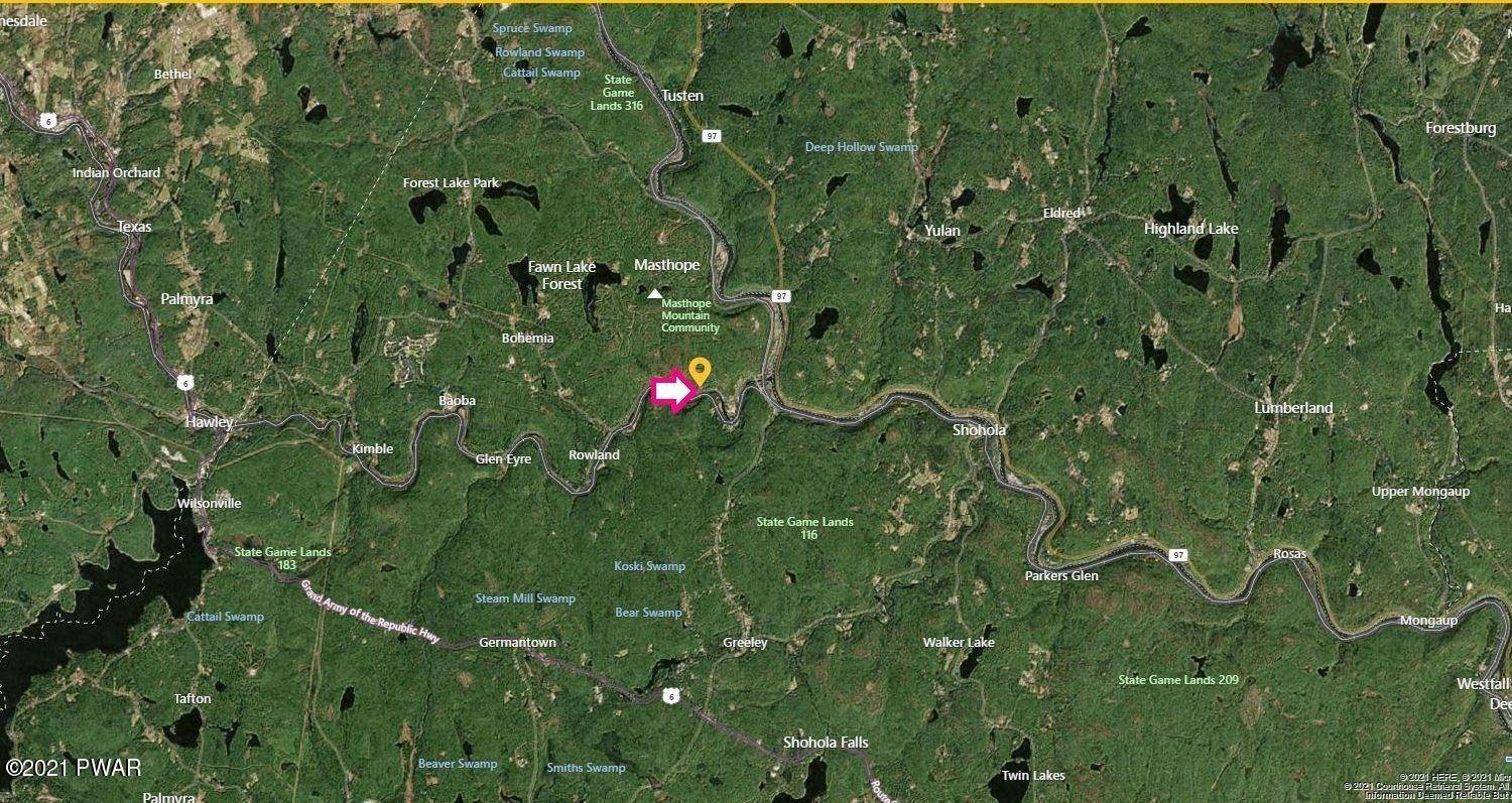 27. Land for Sale at 5 Blossom Rd Lackawaxen, Pennsylvania 18335 United States