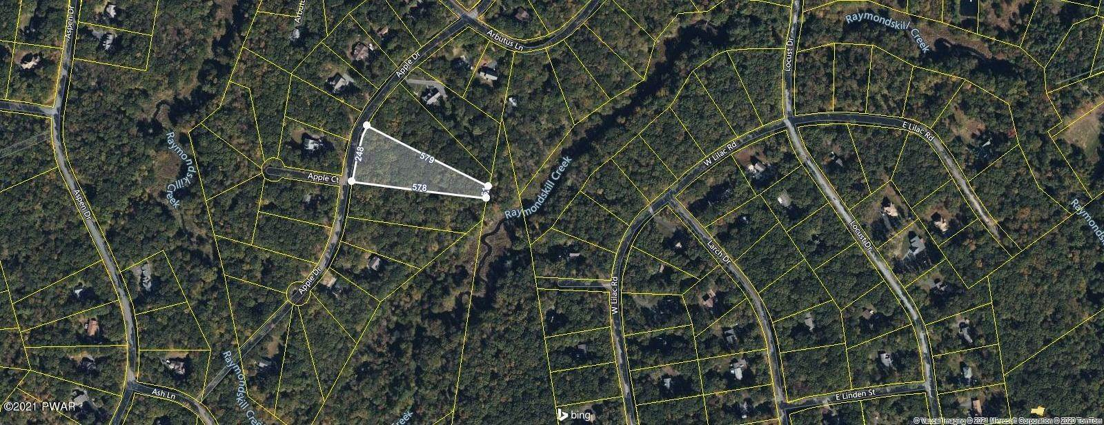 Land for Sale at 160 Apple Dr Milford, Pennsylvania 18337 United States