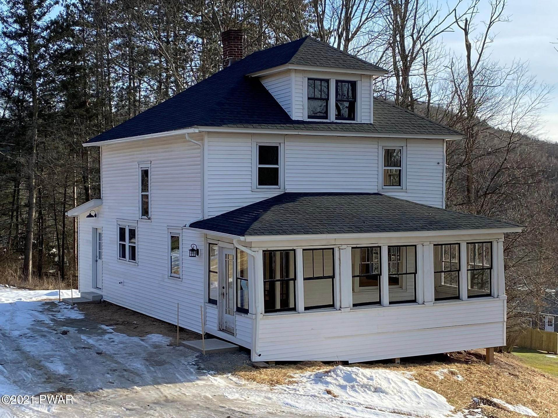 2. Single Family Homes for Sale at 2145 Roosevelt Hwy Honesdale, Pennsylvania 18431 United States