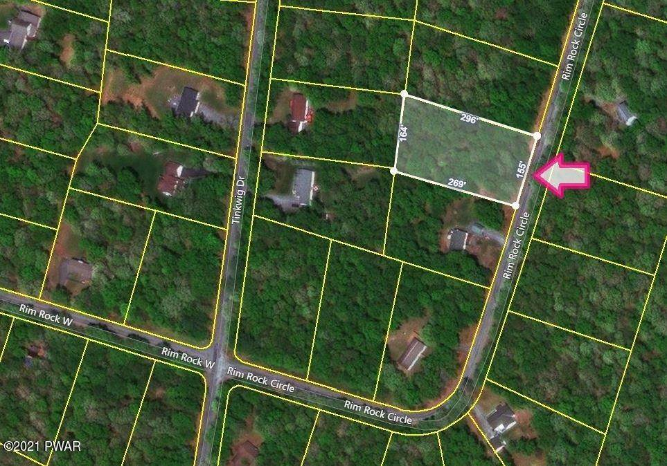Land for Sale at Lot 304 Rim Rock Circle Hawley, Pennsylvania 18428 United States