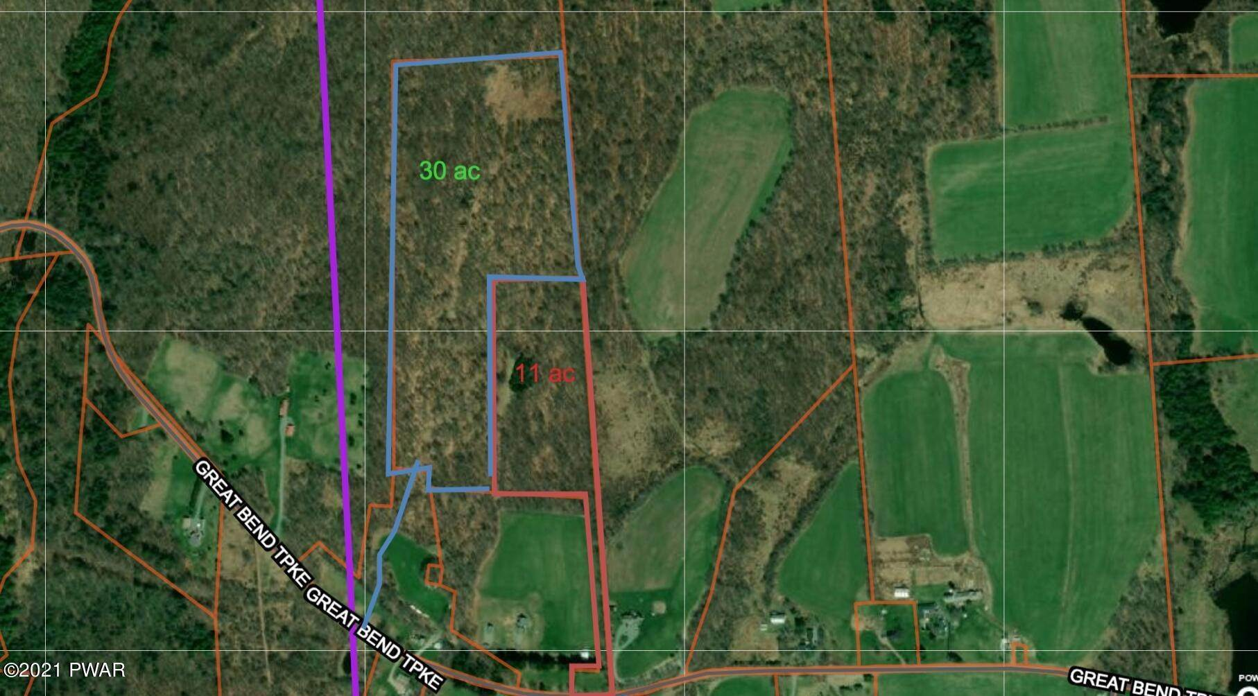 2. Land for Sale at 1663 Great Bend Tpke Pleasant Mount, Pennsylvania 18453 United States