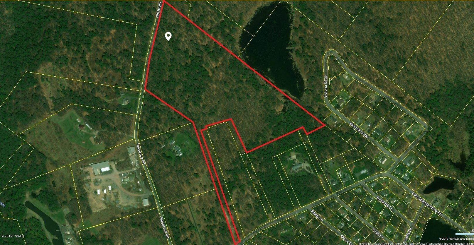 Land for Sale at Hitchcock Rd Jefferson Township, Pennsylvania 18436 United States