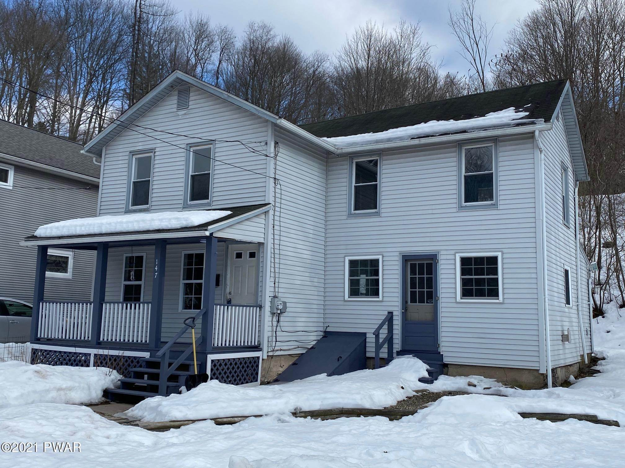Property for Sale at 147 E Tryon St Honesdale, Pennsylvania 18431 United States