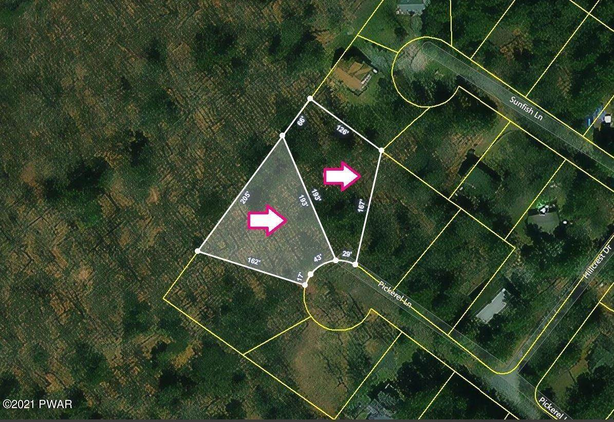 12. Land for Sale at 163 & 164 Pickerel Ln Greentown, Pennsylvania 18426 United States